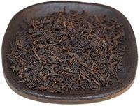 Rom svart te lösvikt