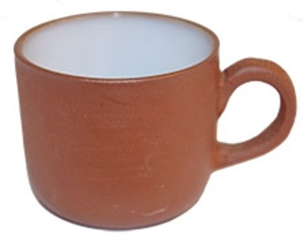 Mugg terracotta
