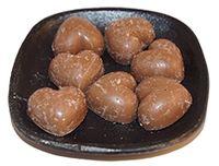Chokladhjärtan lösvikt