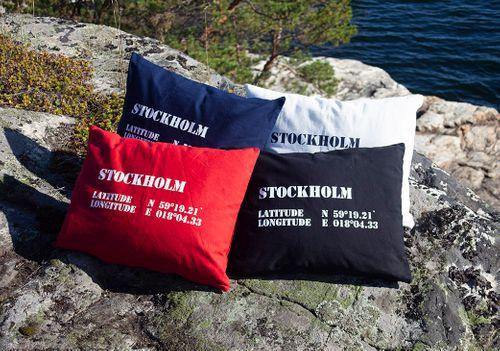 Stockholm kuddfodral