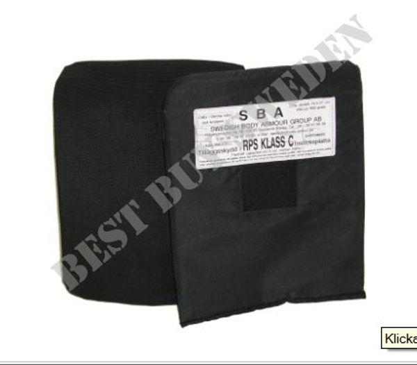 RPS C® Extra platta 16 x 21 cm i Pansarplåt