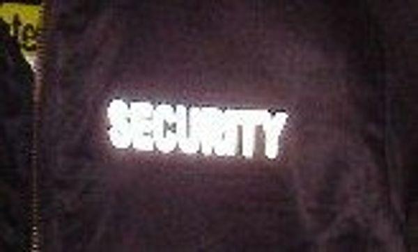 security märke