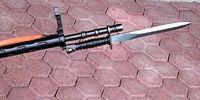Swiss army bajonett - STGW 57 W