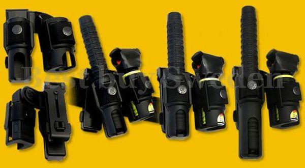 Dubbelhållare för ESP batong + 35mm Försvarsspray/Ficklampa