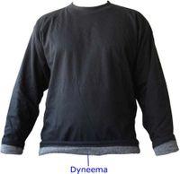 Snittskyddande långärmad tröja med Dyneema - skyddsklass 5
