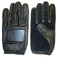 Läderhandskar för sport & självförsvar