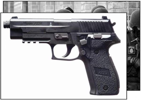 P226 kolsyrepistol