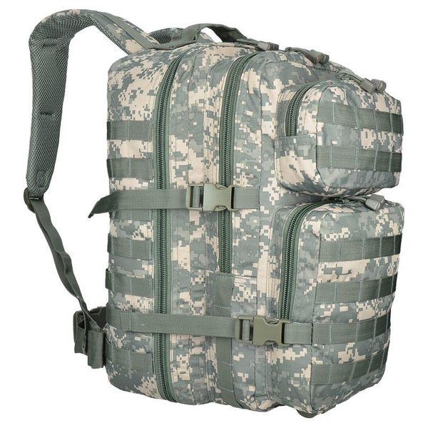 Kamouflage ryggsäck