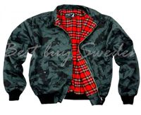 Harrington jacka russian kamouflage