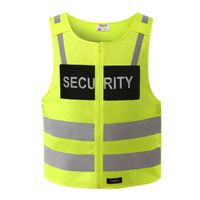 Security Reflexväst Tight, Robust
