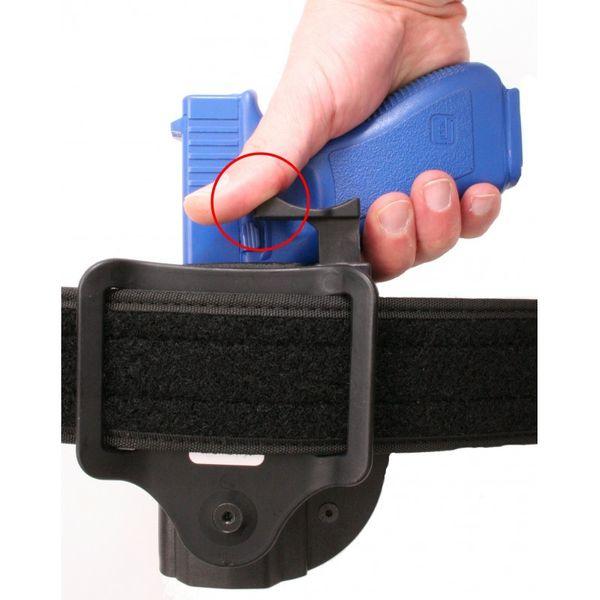 Formgjutet pistol hölster för Sig sauer P225