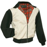 Harrington jacka - two tone