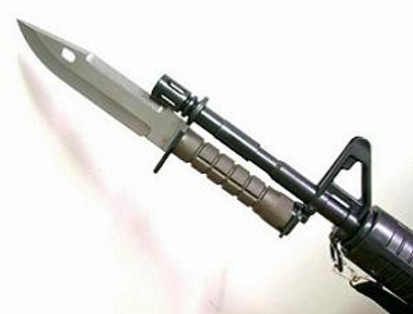 M9 bajonett för M16