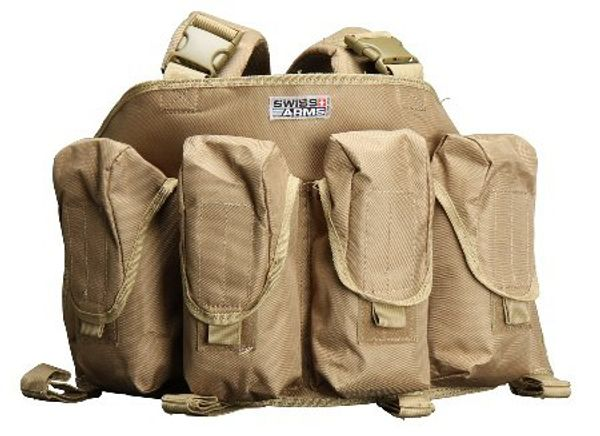 Swiss Arms Tactical Vest, Chest rig