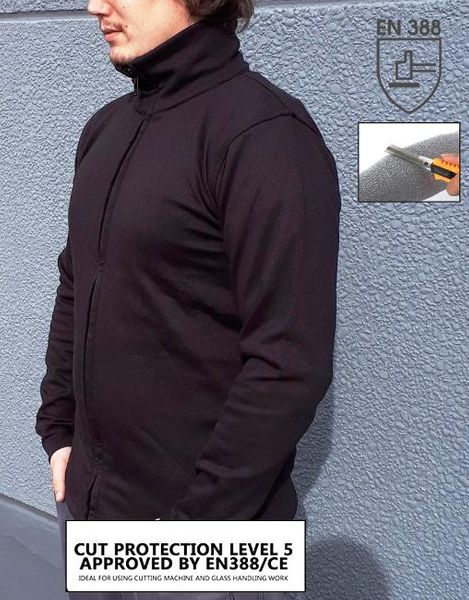 knivskydd tröja