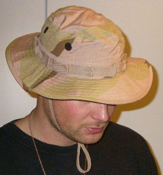 Boonie hatt - Desert cammo