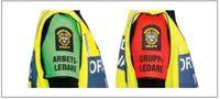 Armbindel för ordningsvakter