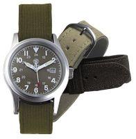 S&W klocka Model Military - 3 armband