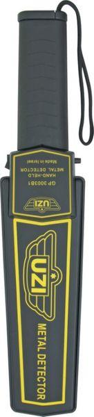 UZI metalldetektor för personkontroller
