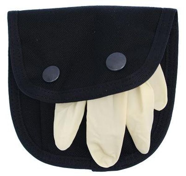 Handskhållare för visitationshandskar