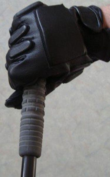 S.W.A.T handskar - knog och fingerskydd