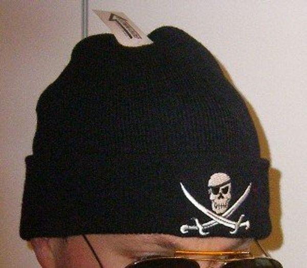 Pirat mössa