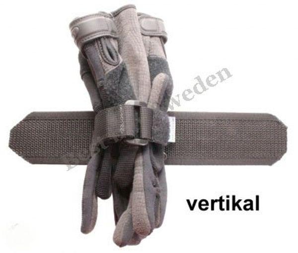 Handskhållare för väktare