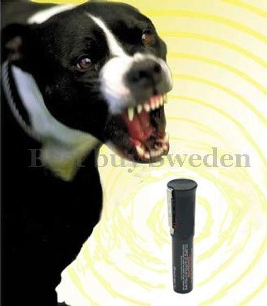 Skrämma hundar med ljud