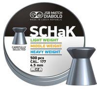 schack 4,5mm diabolo JSB