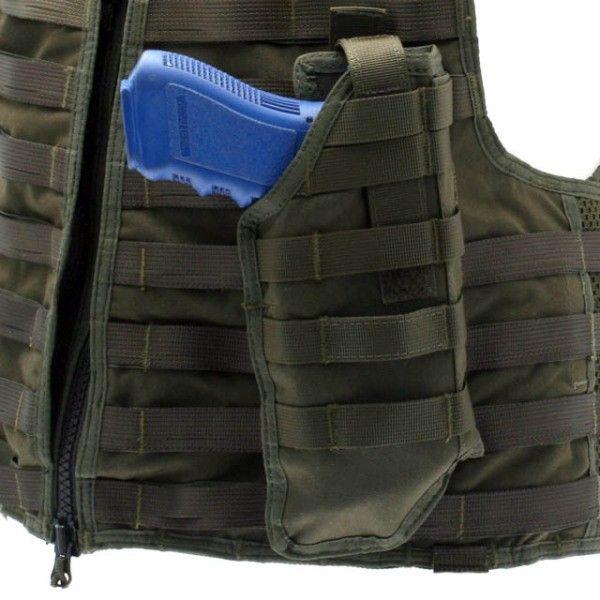 Modulär Pistolhölster för Glock 17/19, Sig 225-228 m.fl.