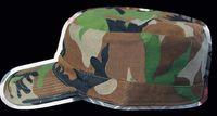 Militär grön keps