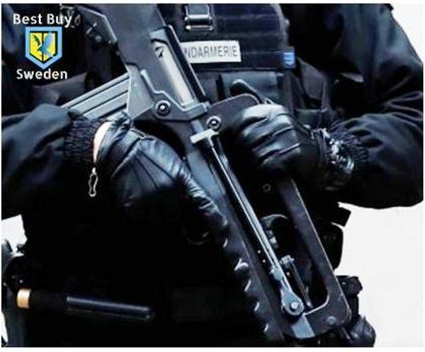 Polis knivhandskar spectra