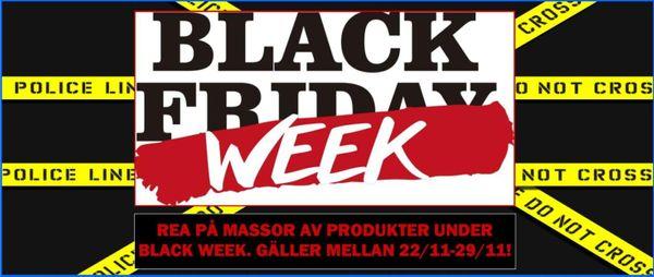 Black Week Rea!
