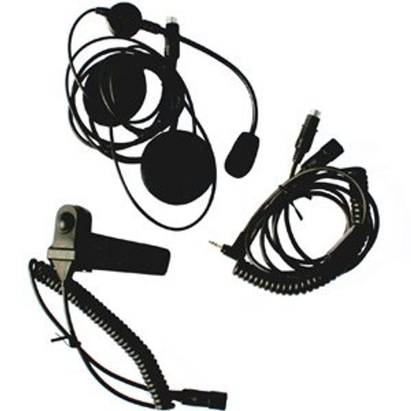Cobra MC-Headset Öppen