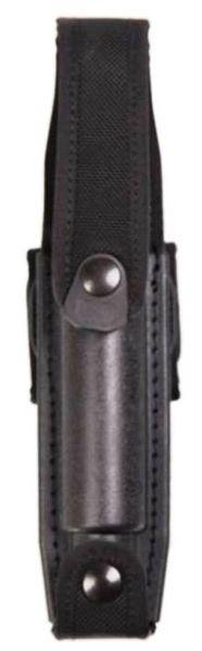 Polis teleskopbatong hållare i svart cordura
