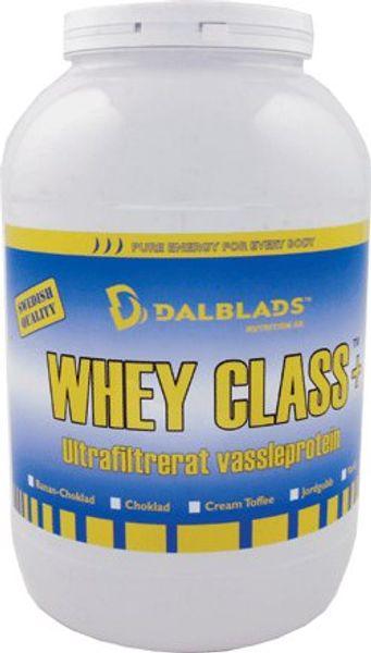 WHEY CLASS+ från Dalblads nutrition