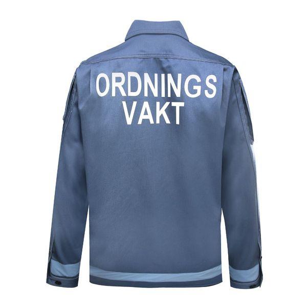Skjortjacka för ordningsvakter