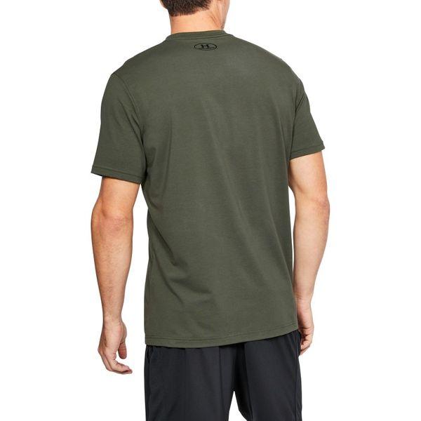 Under armour oliv t-shirt