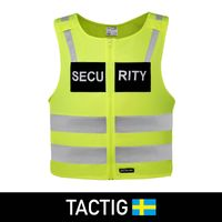 Security Reflexväst Tight, Tactig