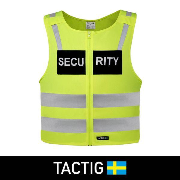 Security Reflexväst Tight, Tactig