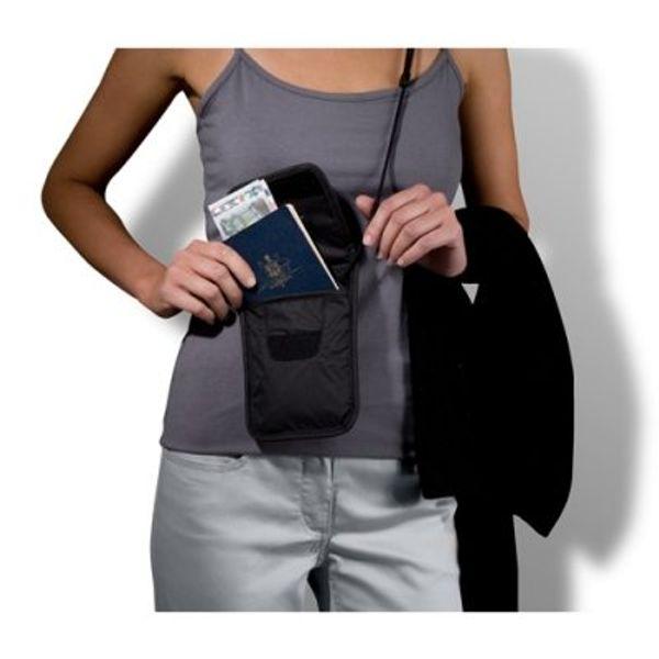 Stöldsäker plånbok