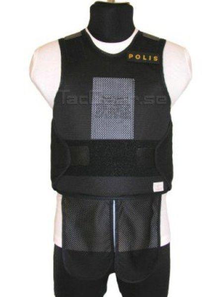 Polis skottsäkerväst RPS2
