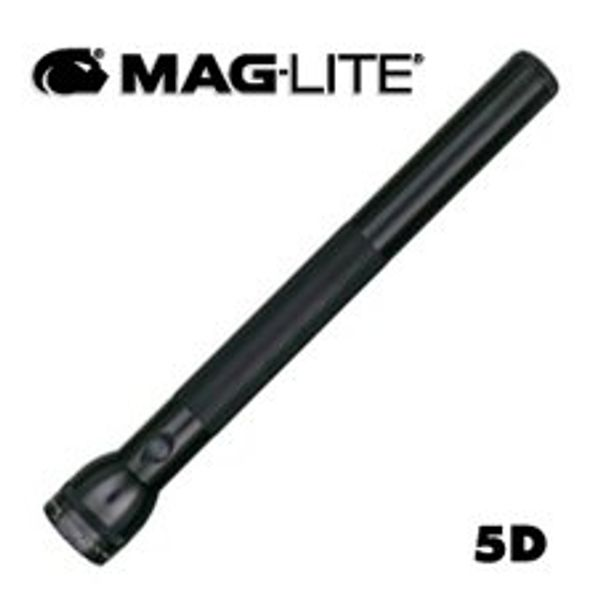 Maglite 5-CELL D Ficklampa