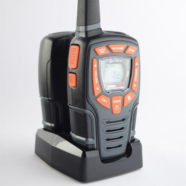 Cobra AM845 Microtalk-Walkie-Talkie