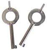 Extra nyckel till handbojor - 2st