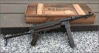 LEGENDS MP40 GERMAN LEGACY EDITION CO2 - 4,5 MM