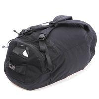SNIGEL svart duffelväska för personlig utrustning för polis m.fl