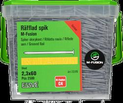 RÄFFL.SPIK 2,3X60 M-FUS-2500 bms proffsbutik