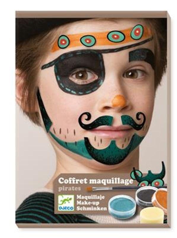 Make-Up, Pirate