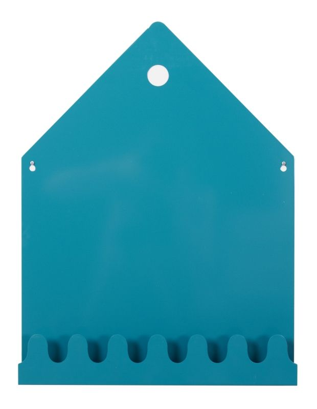Village Magnetic board Blue